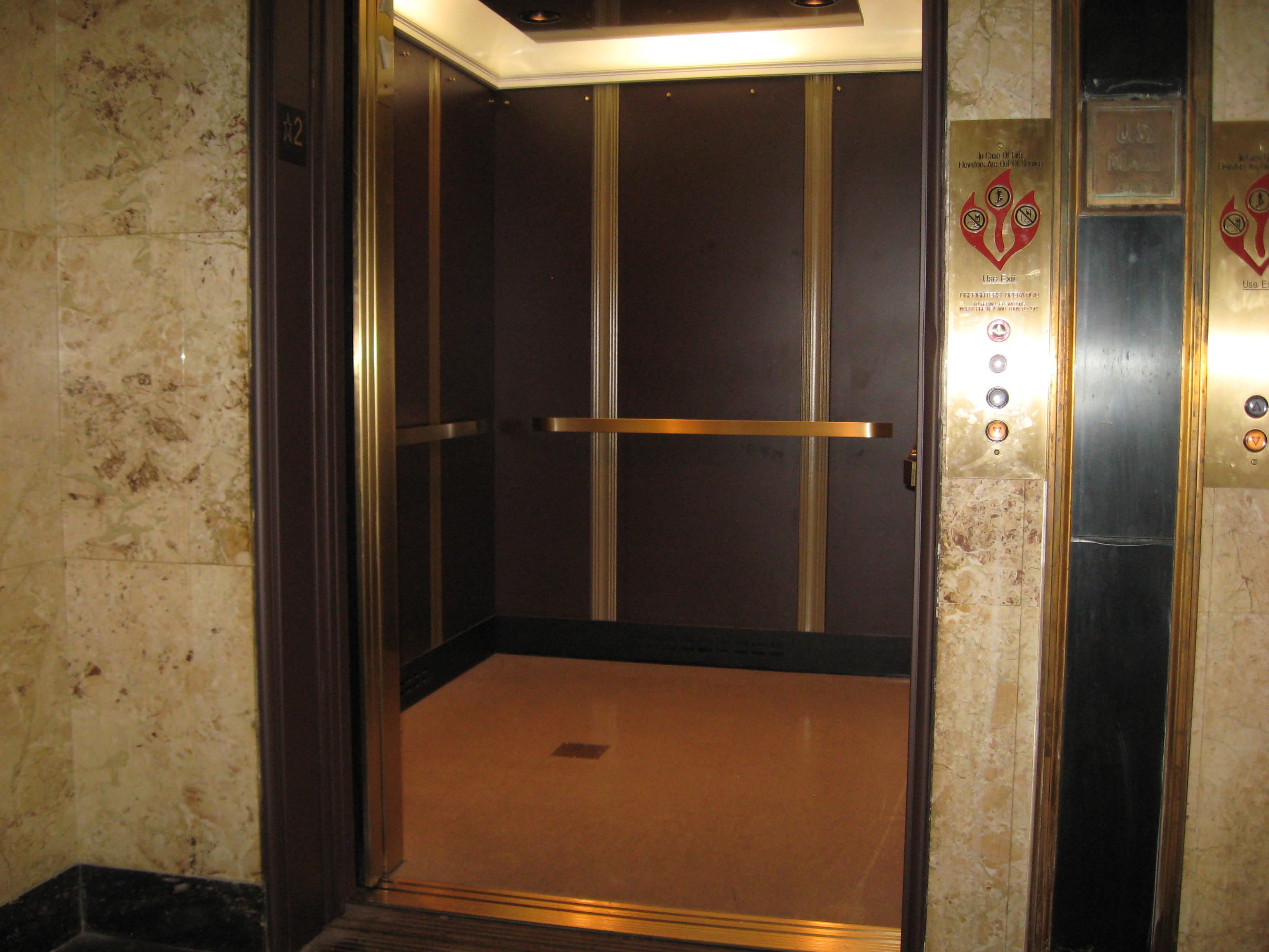 Elevator Cab Interiors